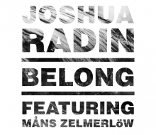 Joshua Radin feat. Måns Zelmerlöw single cover